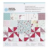 Martha Stewart Crafts Paper Pad, Stitched