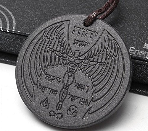 Power Energy Scalar Quantum Bio Science Negative Ions Pendant Necklace Electromagnetic Field Protection ( GDE-2009)- FREE Teardrop Necklace by GD