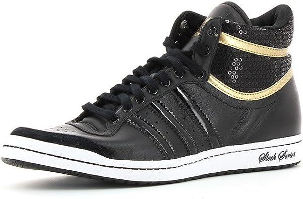 adidas Originals Top Ten Hi Sleek W, Baskets Mode Damen