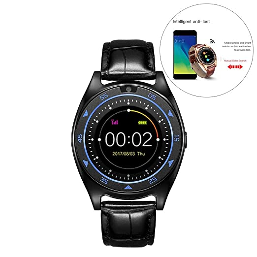 Amazon.com: Bluetooth Tactil Telefono Smart Watch Sport ...