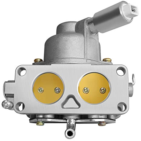 791230 Carburetor Carb W/Gaskets Kit Compatible for Briggs & Stratton  V-Twin Engines 20hp 21hp 23hp 24hp 25hp Fit 699709 499804 Carburetors