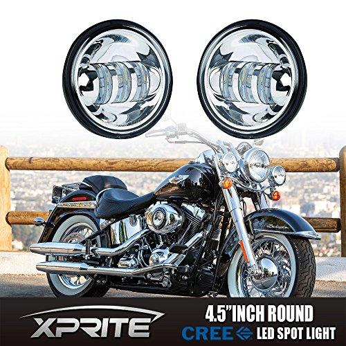 chrome driving lights - 4