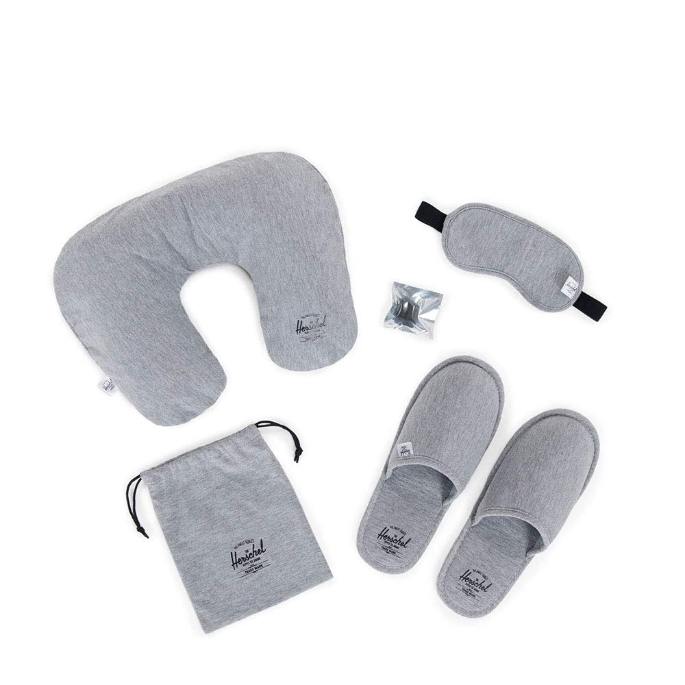 Herschel Supply Co. Amenity Kit S/m, Heathered Grey