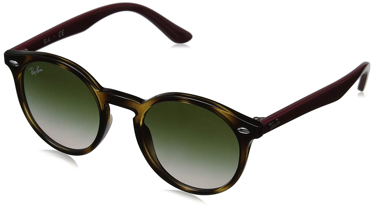 Amazon.com: Ray-Ban Junior Kids plástico unisex anteojos de ...