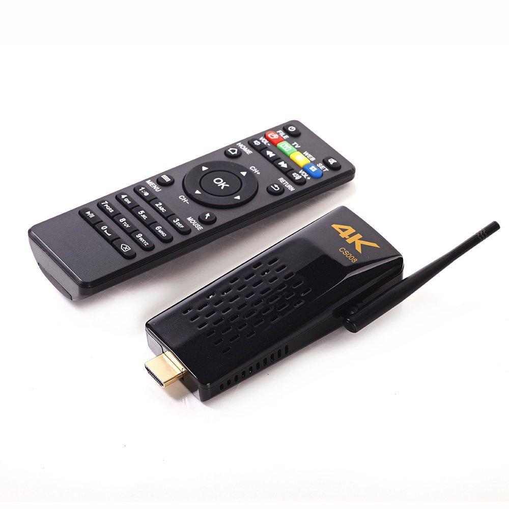 KUKELE Strongest TV STICK Android Media Player [Quad Core RK3288/2GB+8GB/4K/Instruction/Wireless Keyboard] by KUKELE (Image #6)