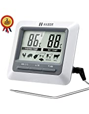 Fleischthermometer TOPELEK Grillthermometer Digitale K¨¹chenthermom