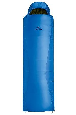 Ferrino SLEEPINGBAG LIGHTEC 700 SQ. SX Saco de Dormir Tiempo Libre Y Senderismo Unisex Adulto, Azul: Amazon.es: Deportes y aire libre