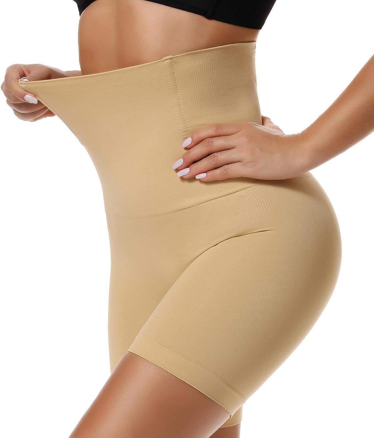 SLIMBELLE Pantalones Moldeadores para Mujer Braguita Moldeadora Cintura Alta Braga Faja Reductora Postparto Abdomen Adelgazante Shapewear Lenceria