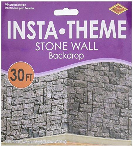 Setter Wall (Stone Wall Scene Setter)