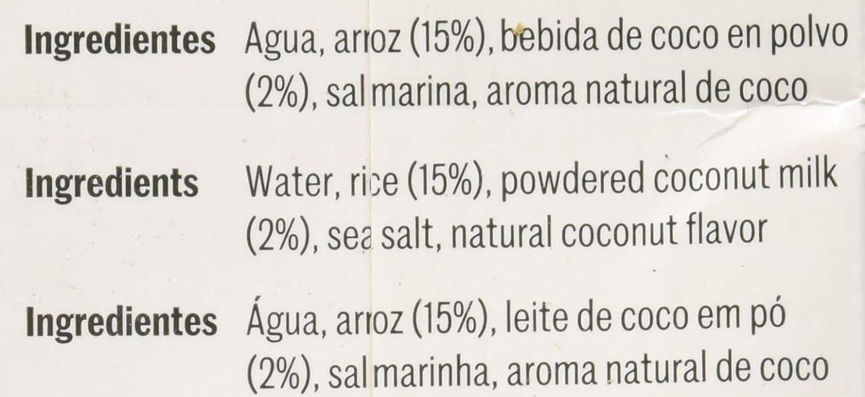 Yosoy - Bebida de Arroz con Coco - Caja de 6 x 1L: Amazon.es: Alimentación y bebidas