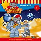 Benjamin auf dem Mond (Benjamin Blümchen 11) | Elfie Donnelly