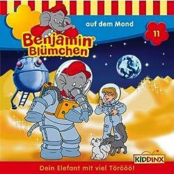 Benjamin auf dem Mond (Benjamin Blümchen 11)