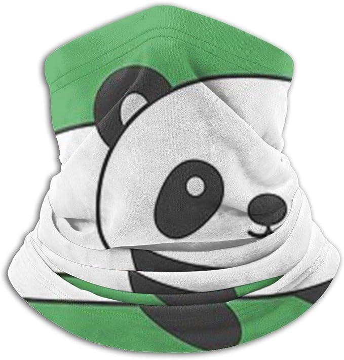 NR - Banda de dibujo de panda para cuello caliente, cuello y falda ...