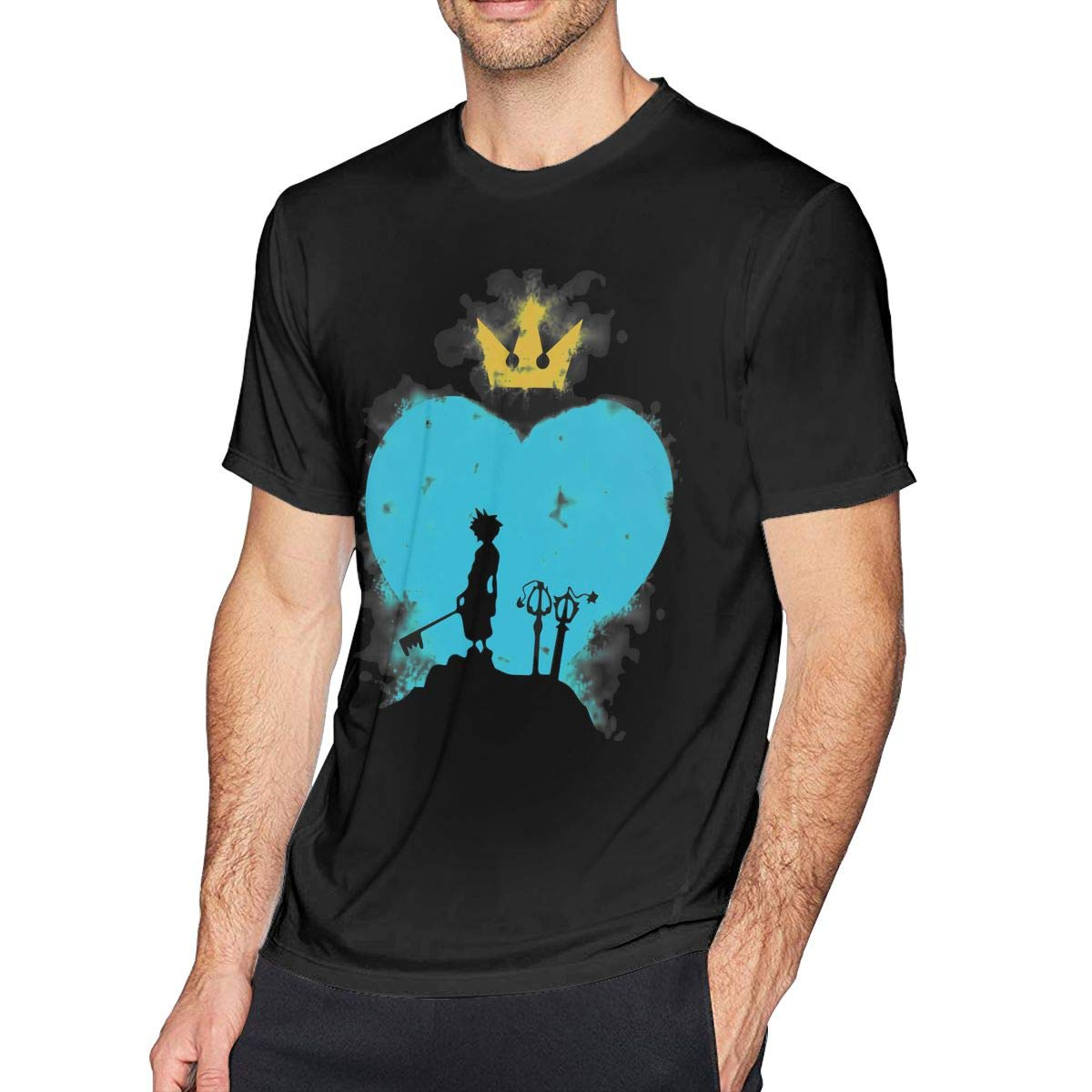 Hodenr S Vintage Kingdom Hearts T Shirt 6579