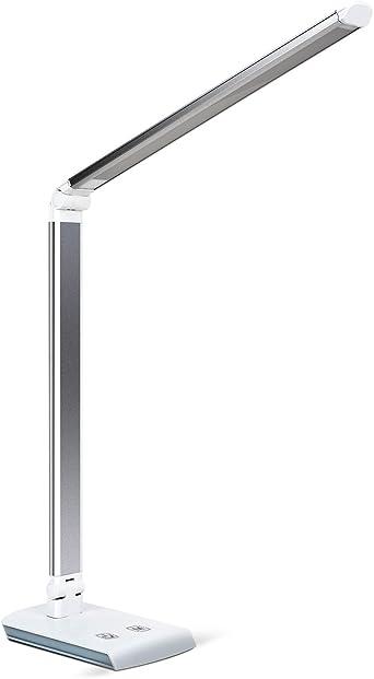 DECKEY 10W LED Lámpara de Escritorio Lámpara de Mesa Lámpara de ...