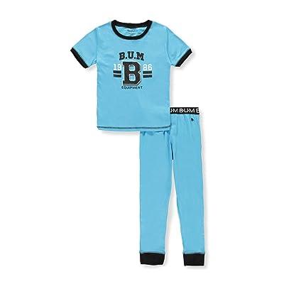 BUM Equipment Boys' 2-Piece Pajamas