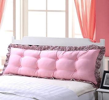 Hai Kissen / Doppel Cotton Big Head Kissen Sofakissen Rückenlehne Bett  Großes Kissen / Bett Rückenkissen