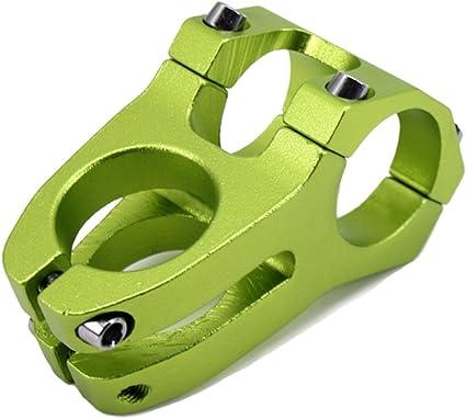 "1-1//8/"" Adjustable Bicycle MTB Road Bike Alloy Short Handlebar Stem 31.8mm"