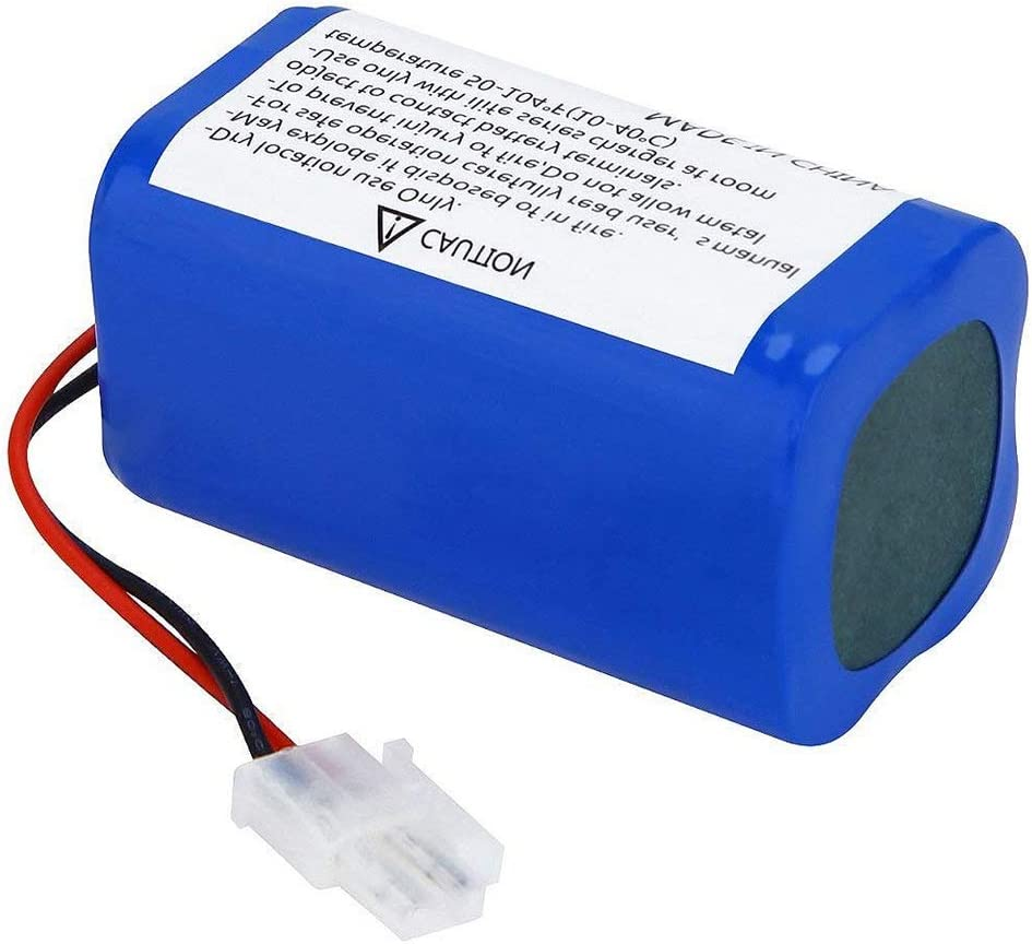 Batteria di ricambio per aspirapolvere Ilife A4 A4S A6 V7 Kamenda 14.8V 2800Mah