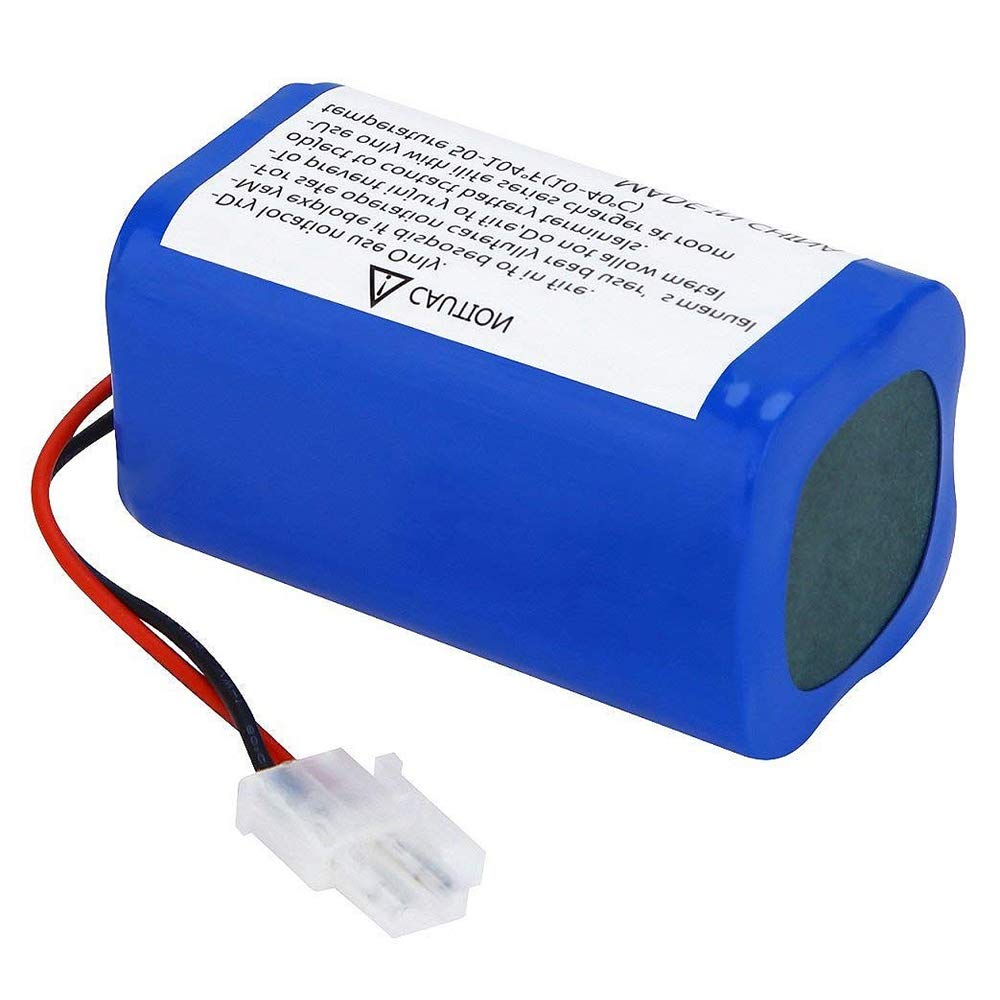 TOOGOO 14.8V 2800Mah Replacement Battery for Ilife A4 A4S A6 V7 Robot Vacuum Cleaner