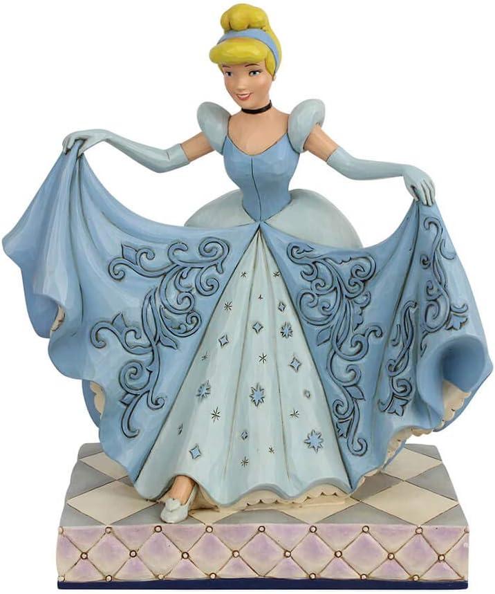 Disney Traditions Cinderella Glass Slipper Figurine