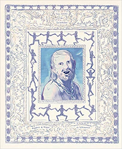 Guy Retrato De Un Bebedor Spanish Edition 9788417617110 Ruppert Florent Mulot Jérôme Schrauwen Olivier López Muñoz Regina Books