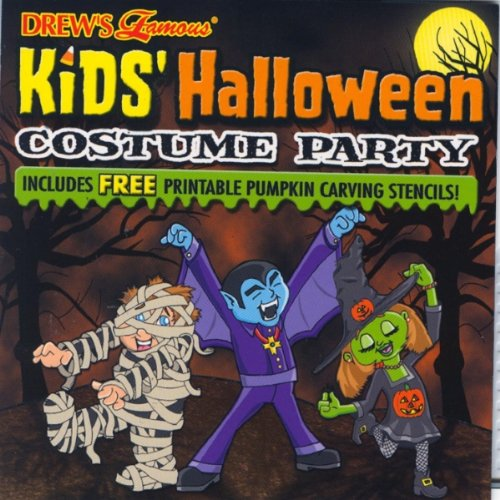 Drew's Famous Kids Halloween Costume (Drew's Famous Halloween Costume Party Music)
