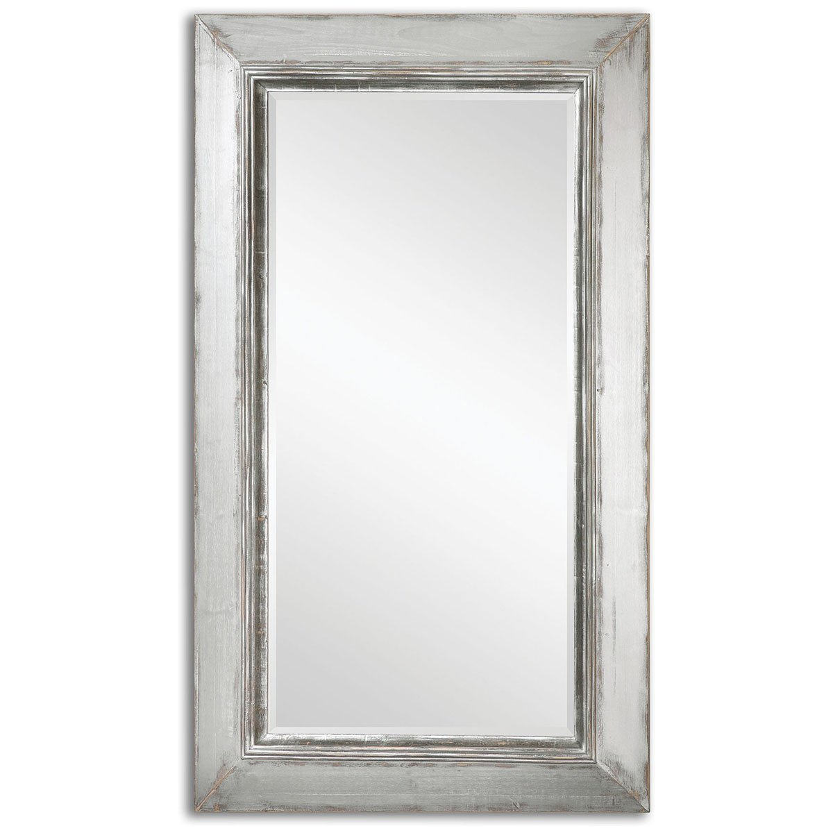Amazon.com: Uttermost 13880 Lucanus Oversized Mirror, Silver: Home ...