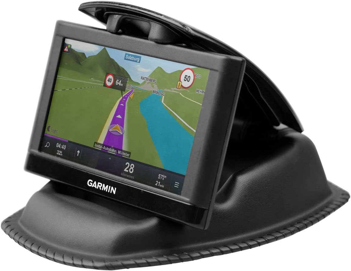 Amazon Com Gps Mount Apps2car Gps Dashboard Mount Nonslip Beanbag Friction Gps Holder For Garmin Nuvi Tomtom Via Go Magellan Roadmate Other 3 5 6 Inch Gps Devices Smartphones