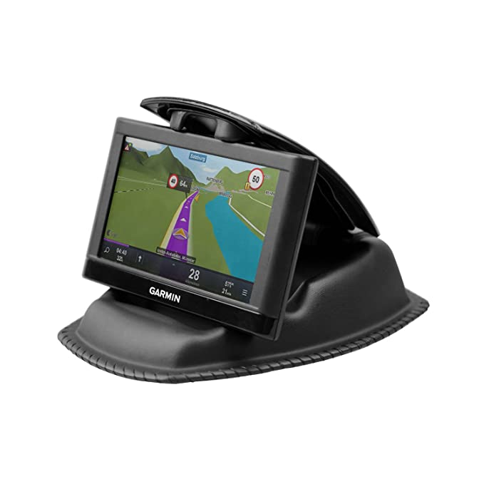 Soporte GPS, APPS2Car GPS para salpicadero de coche, soporte antideslizante para GPS de fricción