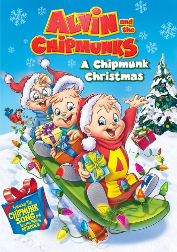 Amazon.com: Alvin & the Chipmunks - A Chipmunk Christmas: Ross ...