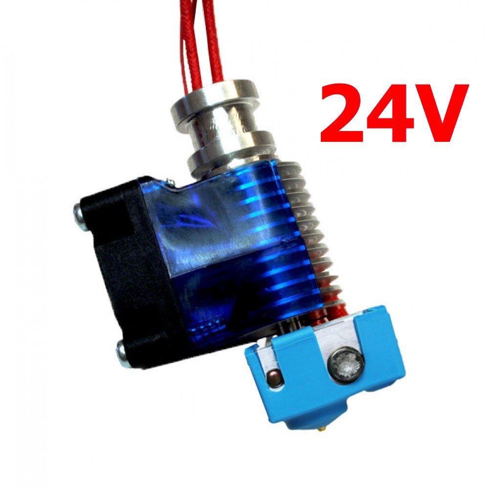 V6-175-24V-AS V6 All-Metal HotEnd-1.75mm-Direct Drive-24V-Pre-Assembled