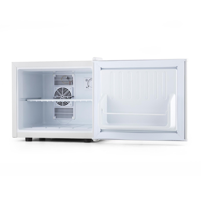 Klarstein Geheimversteck Minibar Minik/ühlschrank Mini Snacks und Getr/änkek/ühlschrank EEK: A+, 17 L, 38 dB leise, herausnehmbarer Regaleinschub, stufenloser Temperaturregler silber