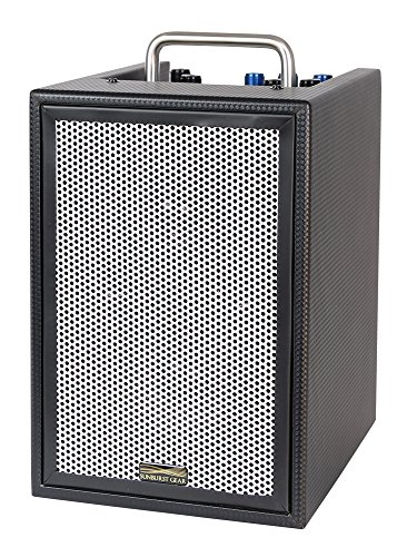 Sunburst Gear MM1P Compact Portable All-In-One PA Speaker System by Sunburst Gear