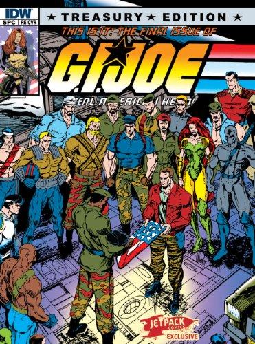 G.I. Joe Treasury Edition (Jetpack Exclusive Variant) (G.I. Joe)