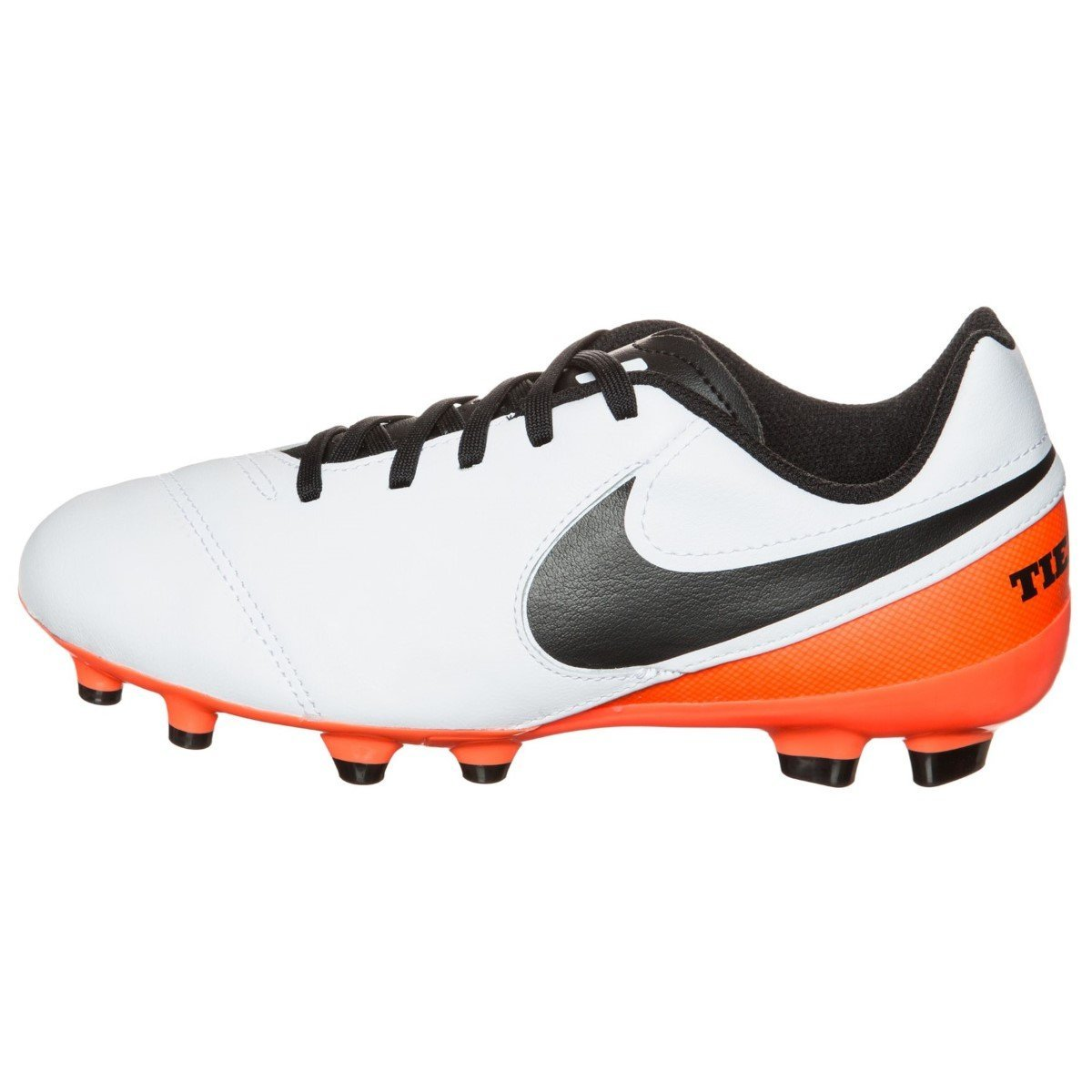 35d1b2d9e Amazon.com | NIKE Kids Tiempo Legend VI FG Shoes Cleats (5) | Football