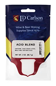 Home Brew Ohio Acid Blend, White, 2 oz. - HOZQ8-070