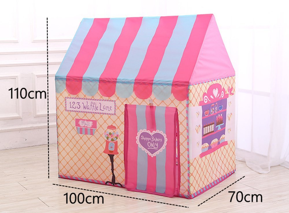 Beneyond Kids Tent,Play House for Baby Girls/&Boys,Play Tents Indoor Garden or Outdoor for Babys Gift Play Tents Indoor Garden or Outdoor for Baby/'s Gift Bunfunny