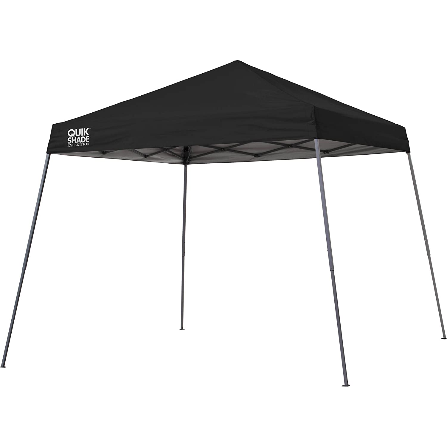 Amazon.com  Quik Shade Expedition Instant Canopy Black  Sports u0026 Outdoors  sc 1 st  Amazon.com & Amazon.com : Quik Shade Expedition Instant Canopy Black : Sports ...
