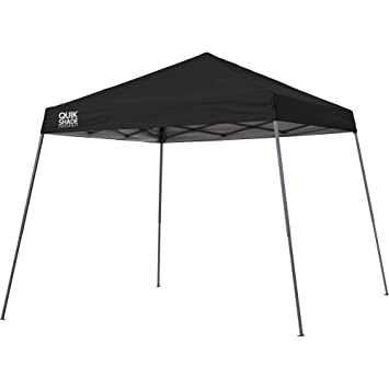 Quik Shade Expedition Instant Canopy Black