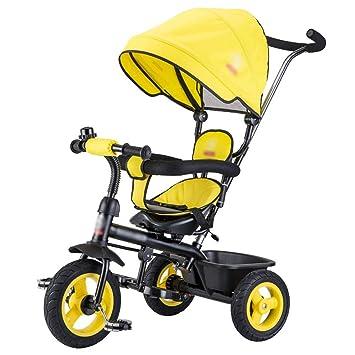 Arbre Niñito Triciclo de niños Bicicleta Carro de bebé Bicicleta Infantil Trike Kids 3 Ruedas (