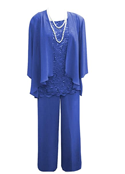 Amazon.com: PrettyGirl Vestido de mujer 3 piezas de encaje ...