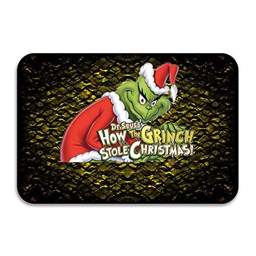 ptgik how the grinch stole christmas nonslip doormat mats door walmart christmas