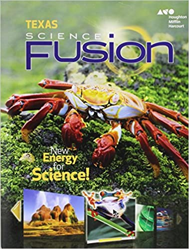 Science fusion texas student edition grade 5 2015 houghton mifflin science fusion texas student edition grade 5 2015 houghton mifflin harcourt 9780544025516 amazon books fandeluxe Images