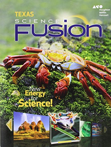 Science Fusion Texas: Student Edition Grade 5 - Houston First Colony