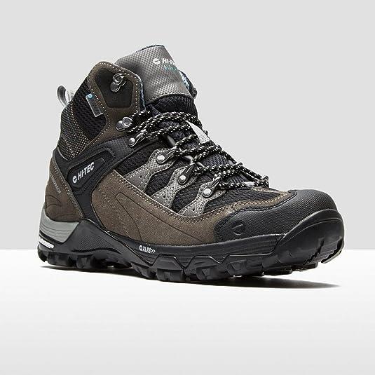 Hi-Tec - Zapatillas de Senderismo para Hombre: Amazon.es: Zapatos y complementos