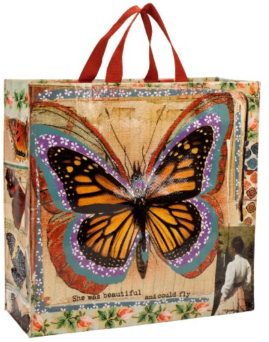 Blue-Q-Butterfly-Monarchy-Shopper