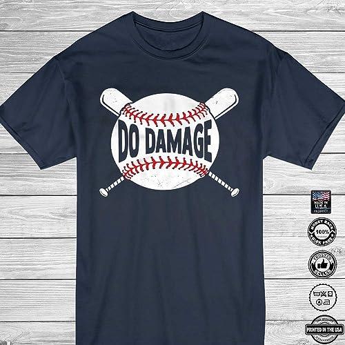 56f98157 Amazon.com: Do Damage Team Boston Baseball Fans Gift Customized Handmade T- Shirt Hoodie/Long Sleeve/Tank Top/Sweatshirt: Handmade