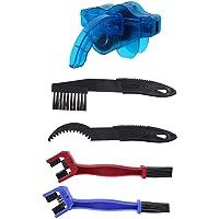 Motorfiets fiets ketting en versnellingen borstel reiniger onderhoud schoonmaken tool