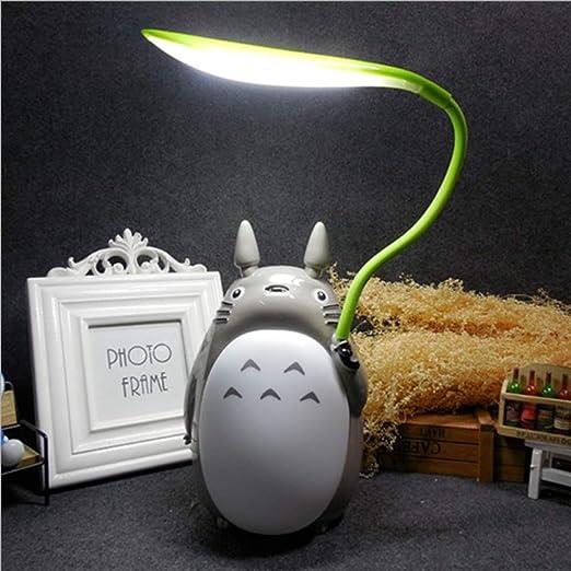 Mi Vecino Totoro Luz Nocturna Studio Ghibli Caricatura Decorativa ...